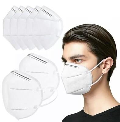 5 x Pack KN95 Masks