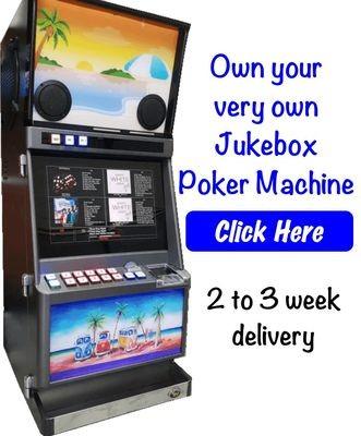 JukeBox Poker Machine