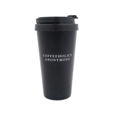 Coffeeholics Travel Mug