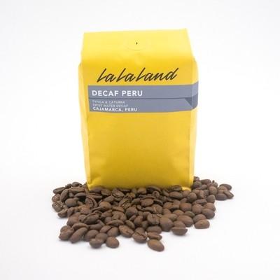 Decaf Peru Coffee
