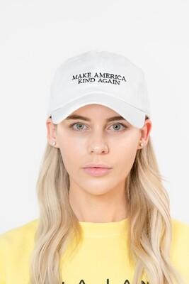 MAKA HAT WHITE