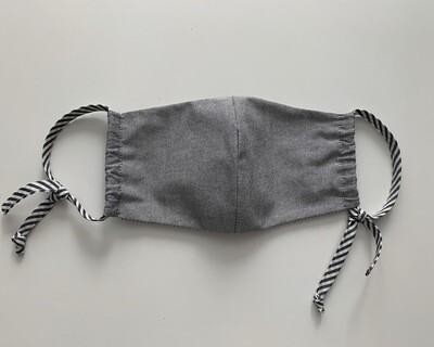 Cotton Mask / Grey