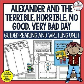 Alexander and the Terrible, No Good, Very Bad Day