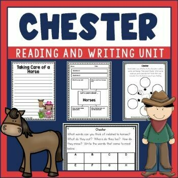 Chester by Syd Hoff Book Companion
