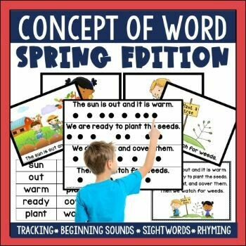 Concept of Word Spring Bundle