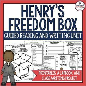 Henry's Freedom Box Activities