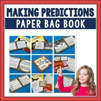 Making Predictions Paper Bag Book
