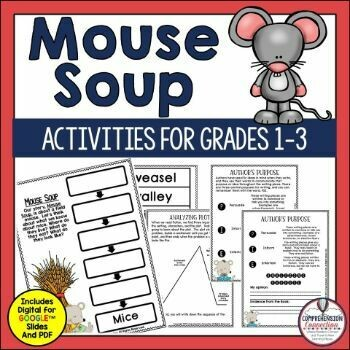 Mouse Soup Activities