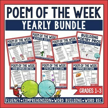 Poem of the Week Yearly Bundle