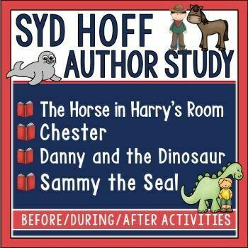 Syd Hoff Author Study