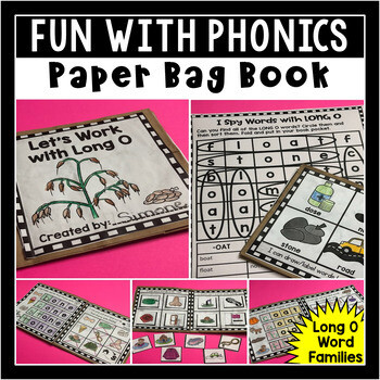 Long O Paper Bag Book