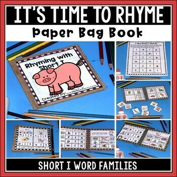 Short I Paper Bag Book