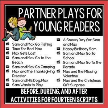 Partner Plays for Young Readers