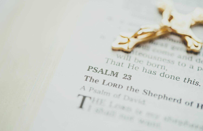 Psalm 23 Series:  God's Navigational System [Digital Download]