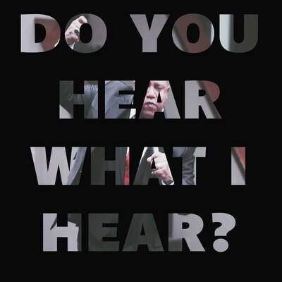 Do You Hear What I Hear? (CD/DVD)
