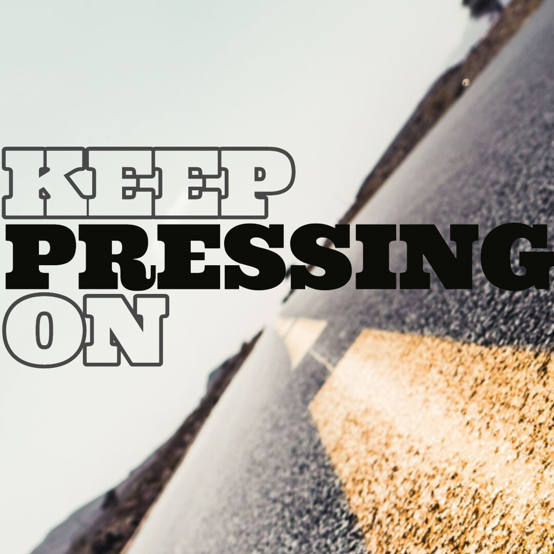 We Must Keep Pressing On [CD, DVD]