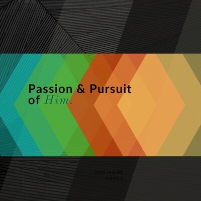 My Passion & My Pursuit of Him [CD/DVD]