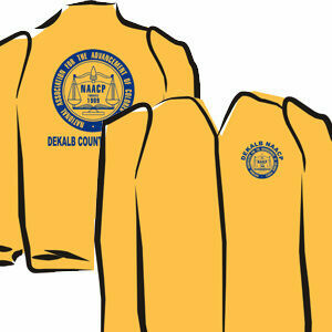 NAACP DeKalb Jacket