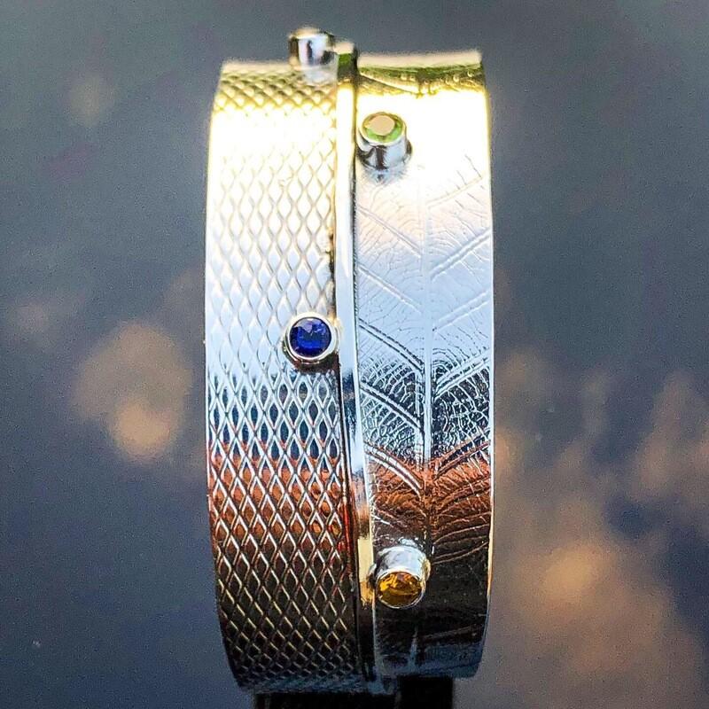 Structural Cuff Bracelet