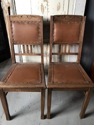 oude stoeltjes