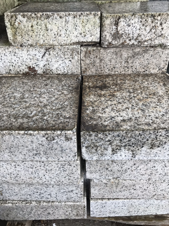 Tegels graniet