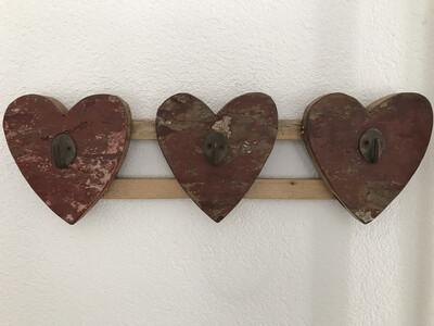 Kapstok hart