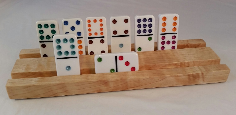 Domino Holders (Set of 4)