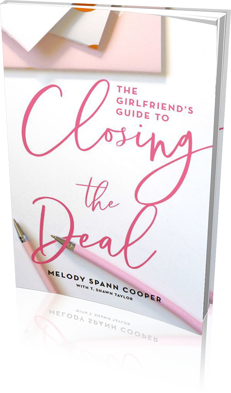 """""""The Girlfriend's Guide to Closing the Deal"""" Book 00017"""