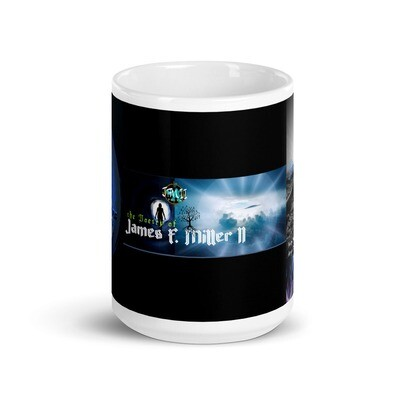 Ghost Banner Mug