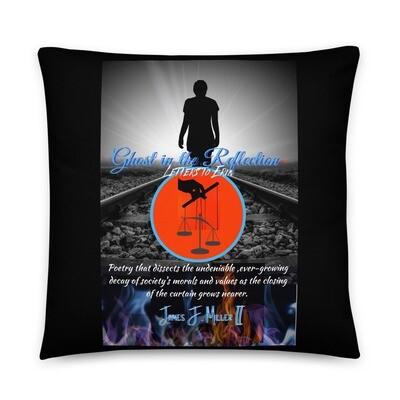 Ghost Basic Pillow
