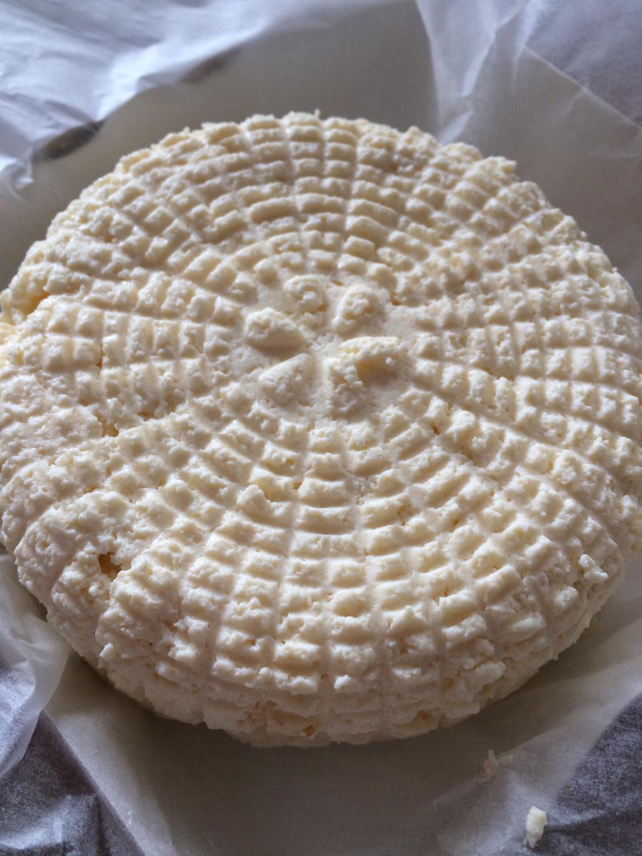 Сыр козий от Марии Дмитриевны