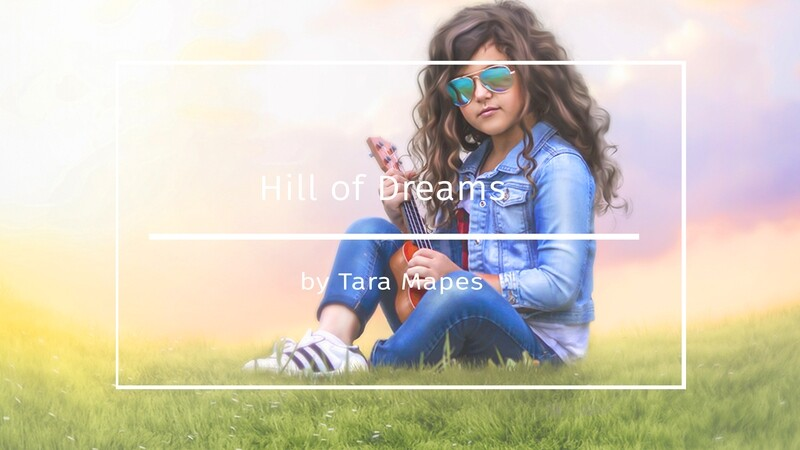 Hill of Dreams Painterly Editing + Compositing Photoshop Tutorial Background Included
