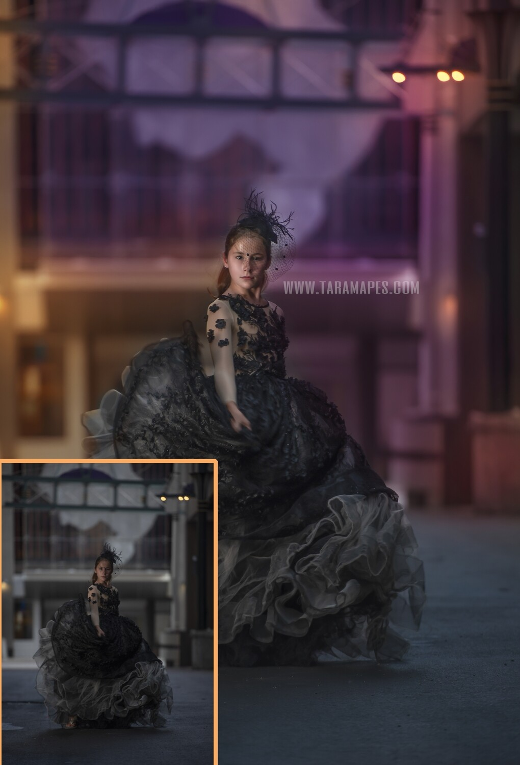 Couture in Color Photoshop Editing Tutorial by Tara Mapes