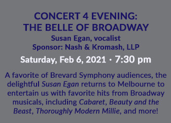 The Belle of Broadway Evening