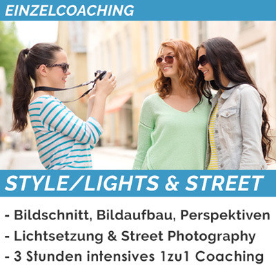 STYLE/LIGHTS & STREET: ONE on ONE  (Mobil)