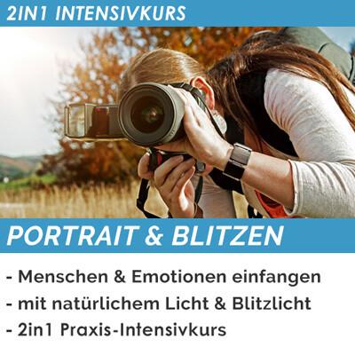 Portrait & Blitzen (Mobil)