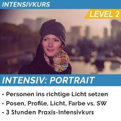 Intensiv: Portrait (Mobil)