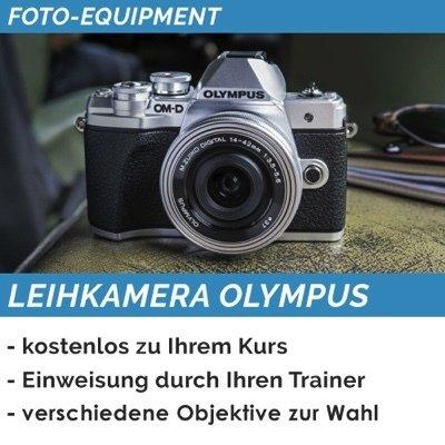 Olympus OM-D Leihkamera