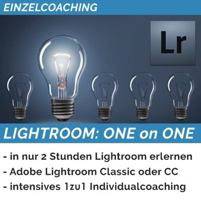 LIGHTROOM: ONE on ONE (Mobil)