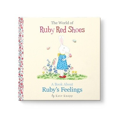 Ruby Red Shoes - Ruby's Feelings