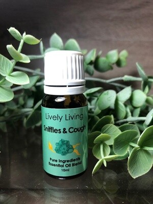 Lively Living-Sniffles & Cough