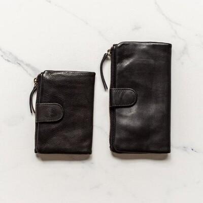 Capri Wallet Black Large