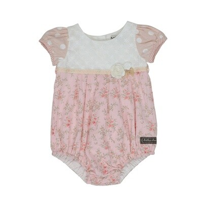 Pretty In Pink Playsuit