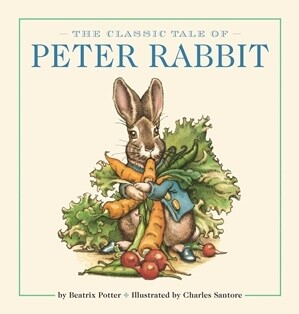 Peter Rabbit Oversized Padded Book