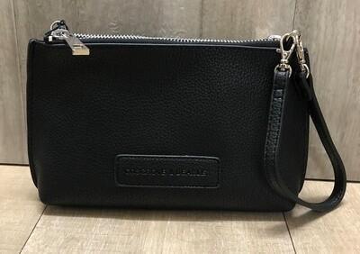 Twin Zip Bag Black