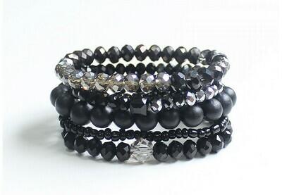 Bracelet - L1436BBLK