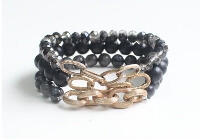 Bracelet - L1440BBLK