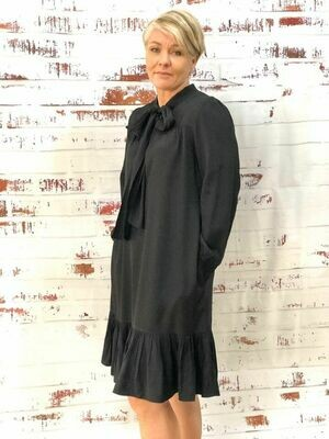 Black Spot Dress