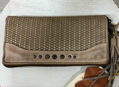 Swansea Taupe Wallet