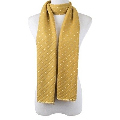 Scarf SC8968 Yellow